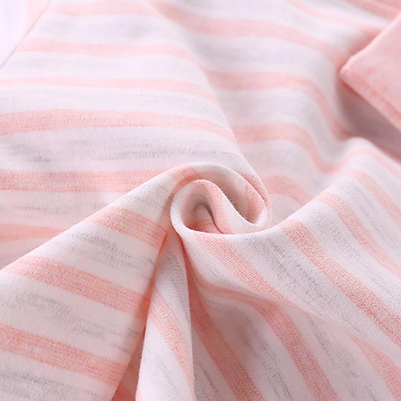 2-piece Cartoon Food Pattern Pajamas Sets for Toddler Girl