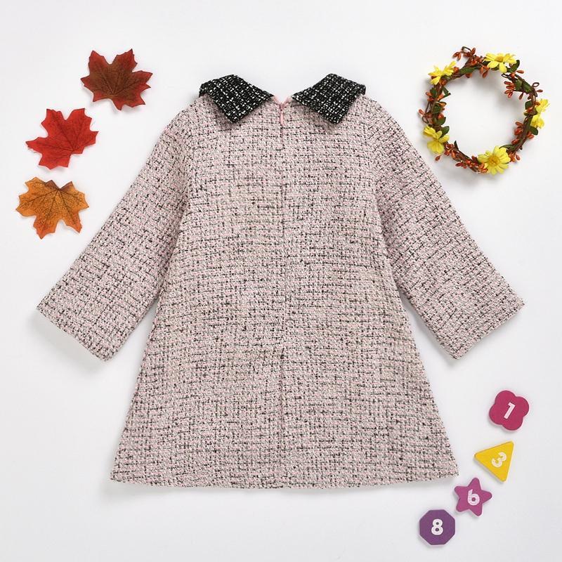 Bowknot Dress for Toddler Girl