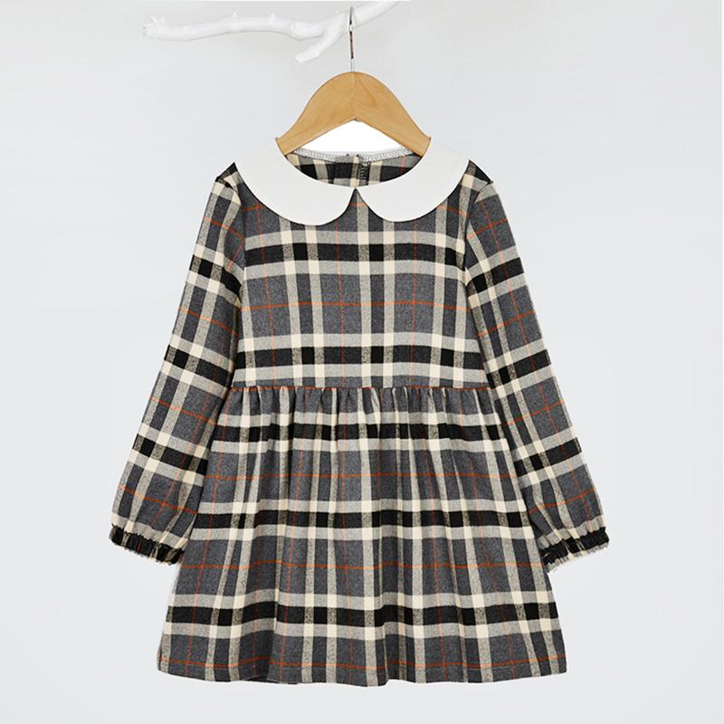 Plaid Dress for Girl