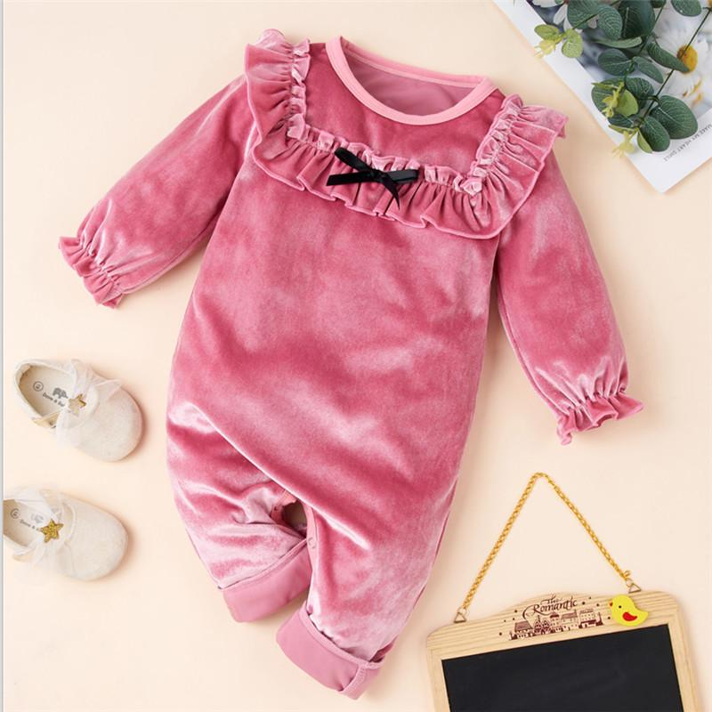 Ruffle Jumpsuit for Baby Girl