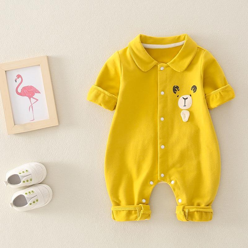 Cartoon Design Jumpsuit for Baby