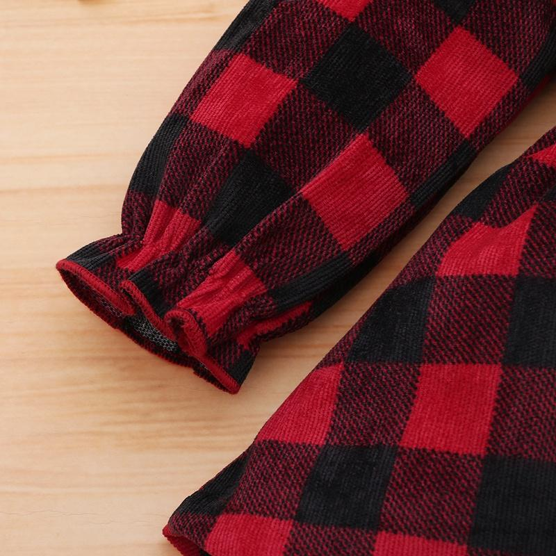 Plaid Dress for Baby