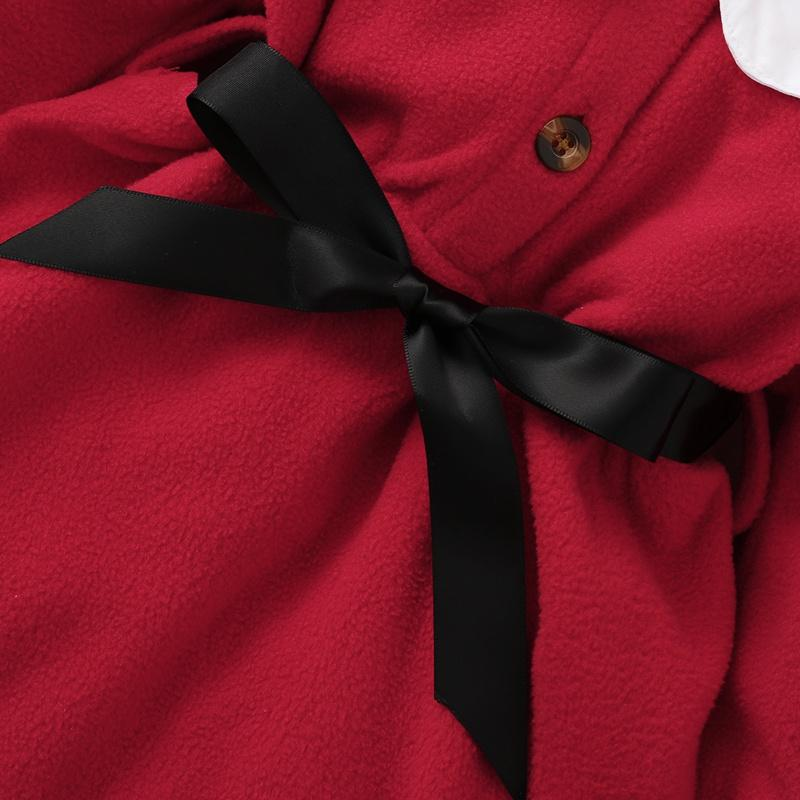 Christmas Thick Dress for Baby Girl