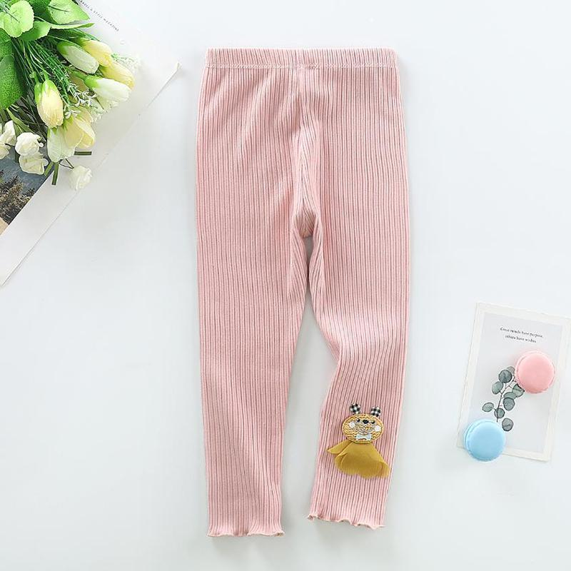 Solid Thick Boot Pants for Toddler Girl