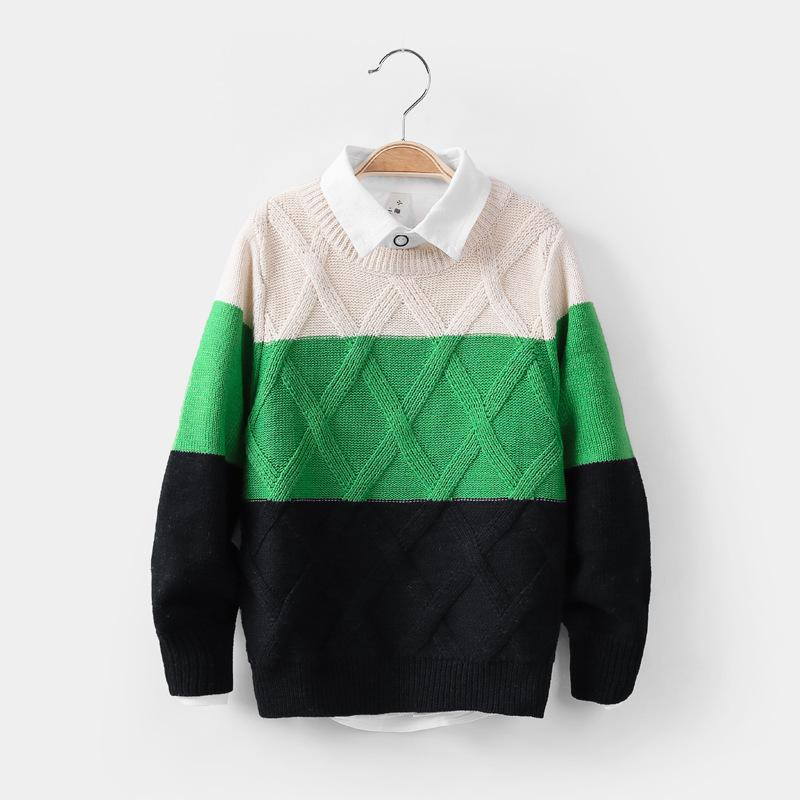 Extra Thick Sweater for Toddler Boy