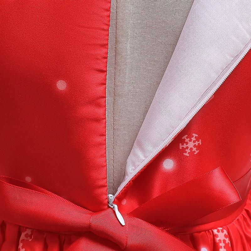 Christmas Formal Dress for Girl
