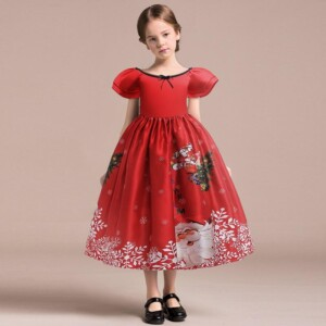 Elegant Formal Dress for Girl