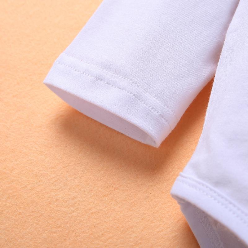 3-piece Letter Pattern Bodysuit & Pants & Hat for Baby Boy