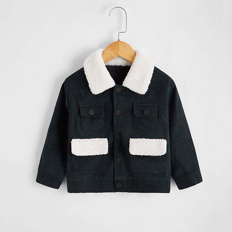 Fashion Warm Jacket for Toddler