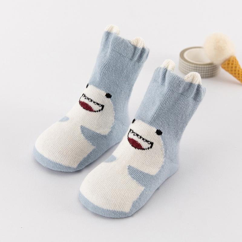 Cartoon Design Socks for Baby