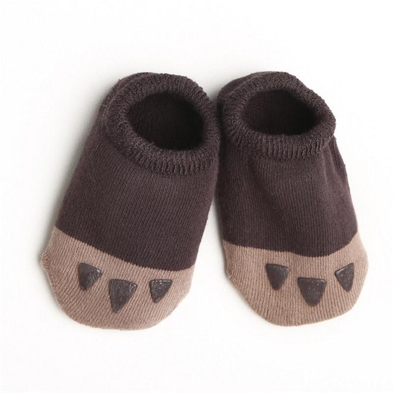 Cartoon Design Antiskid Socks