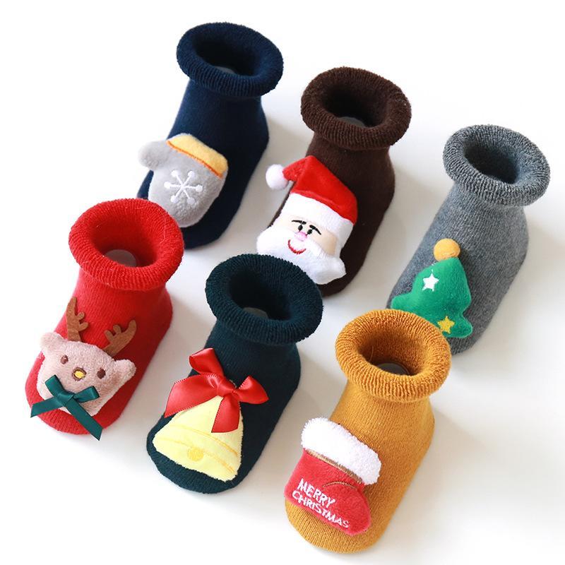 Christmas Knee-High Stockings
