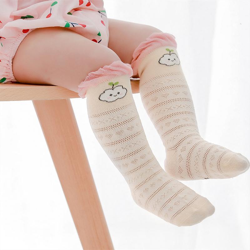 Sweet Mesh Stockings