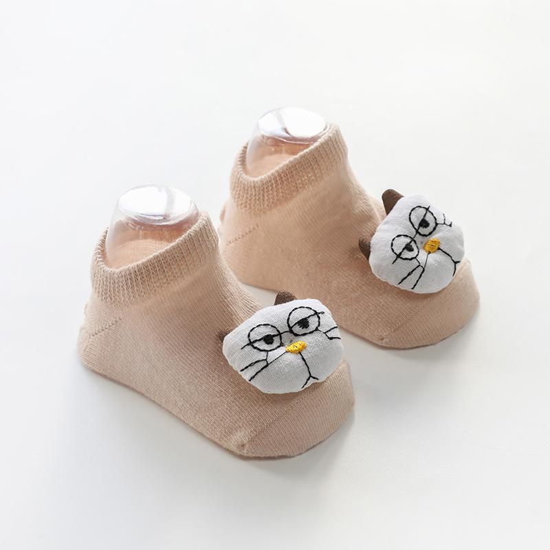 Cartoon Design Children's Socks