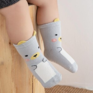 Cartoon Design Socks for Baby