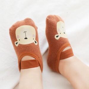 Cartoon Pattern Socks