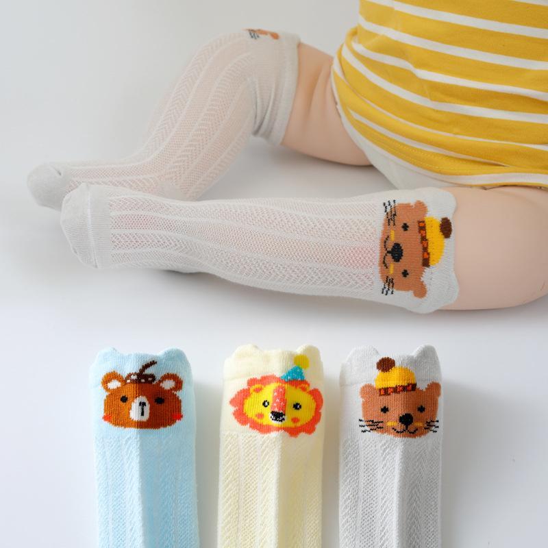 Sweet Mesh Baby Socks
