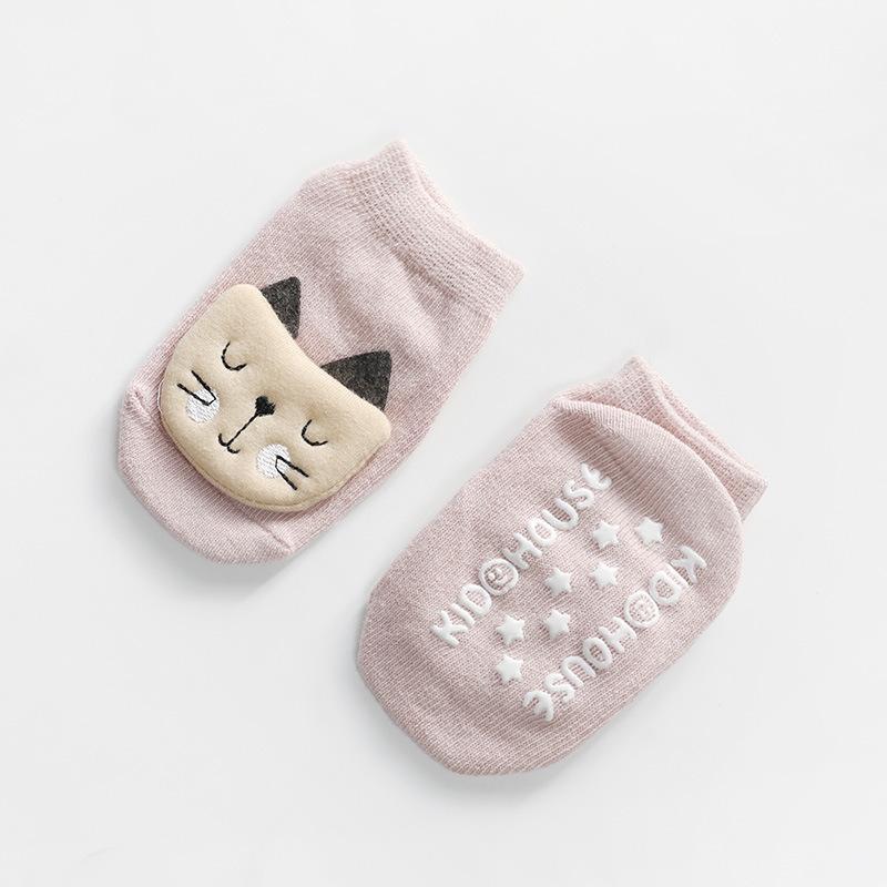 Cotton Cartoon Socks For Baby