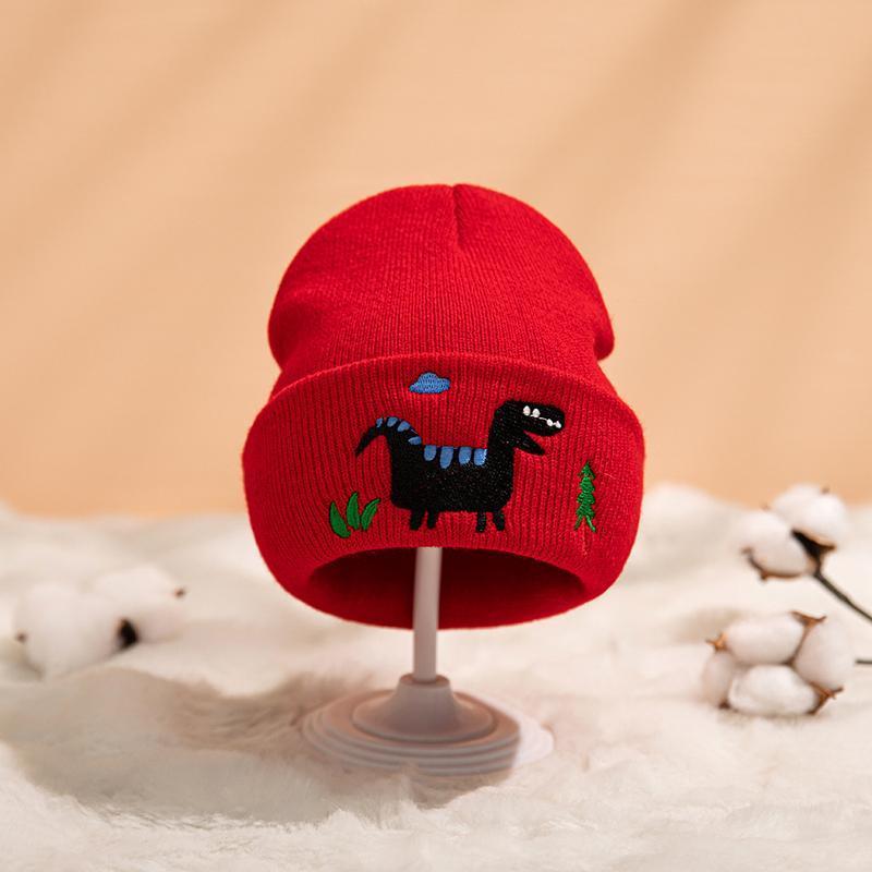 Cartoon Design Woolen Hat