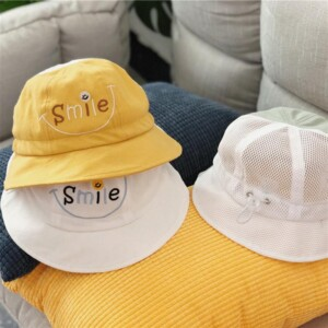 Small Fresh Children's Bucket Hat