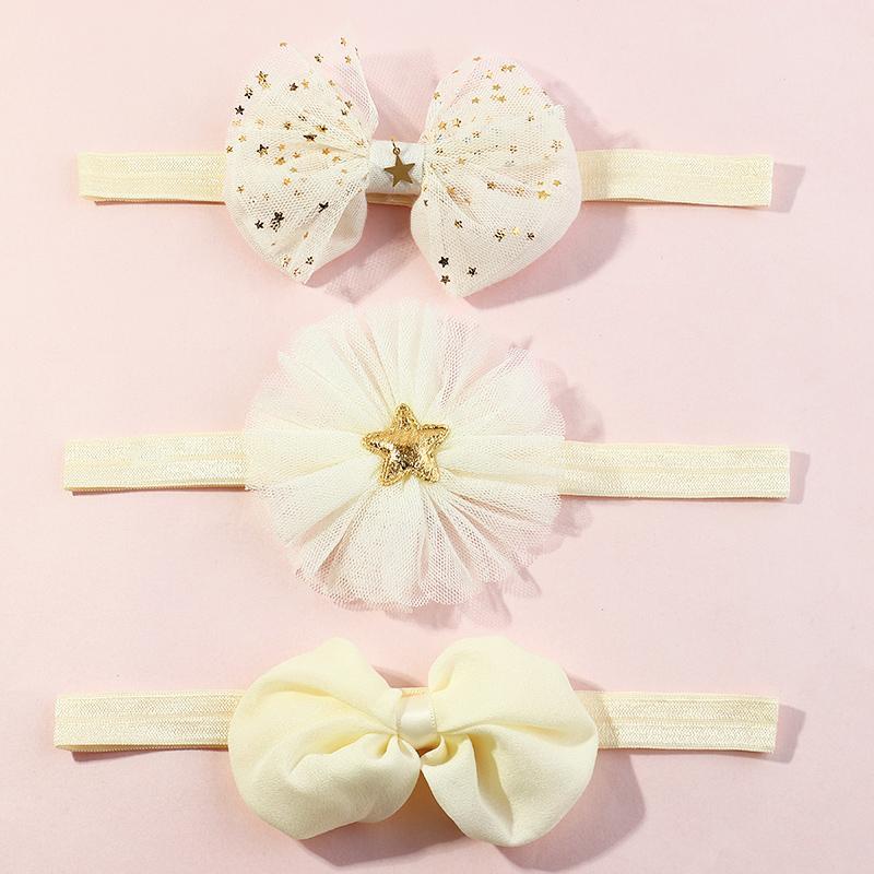 3-piece Headwear for Girl