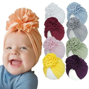 Cotton hat for Baby Girl