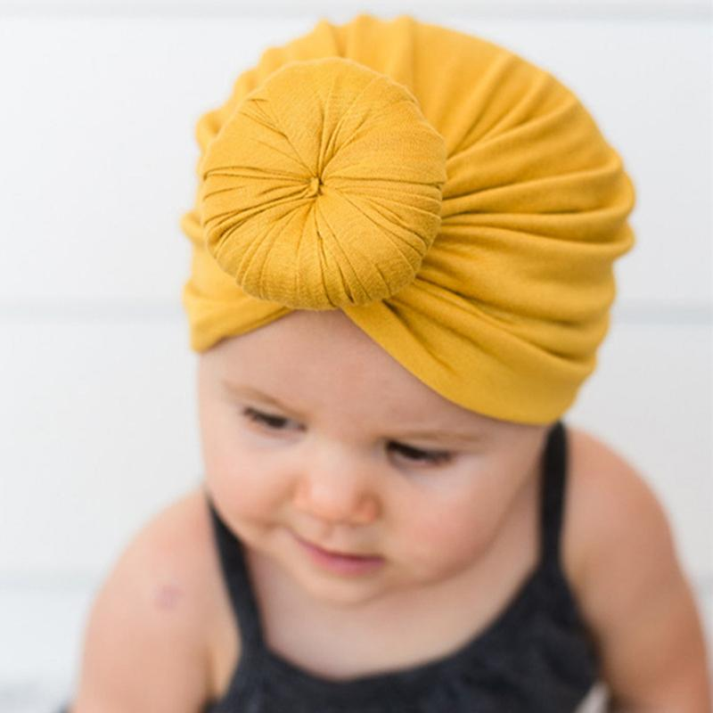 Solid Headwear for Baby