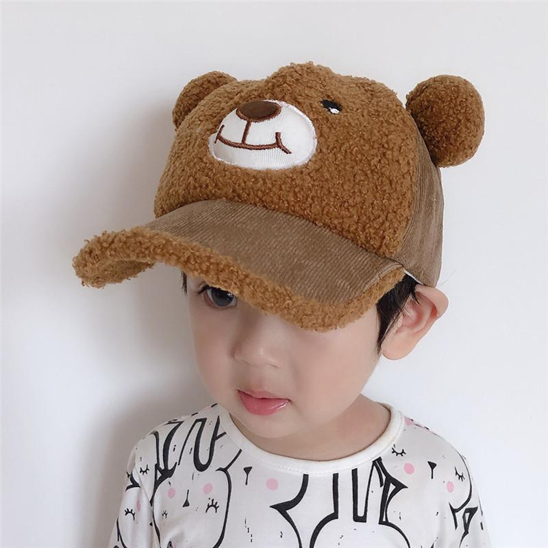 Cartoon Design Children's Duckbill Cap