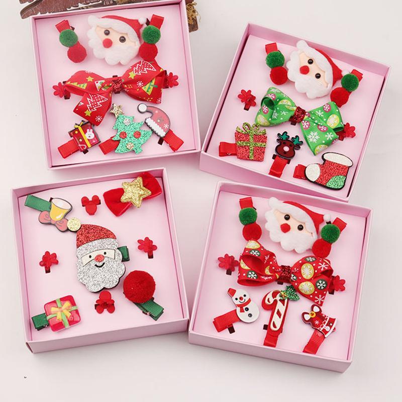 Christmas Sweet Children's Hair Accessories Headwear