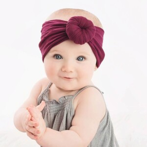 Cute Ball Hair Accessories for Baby
