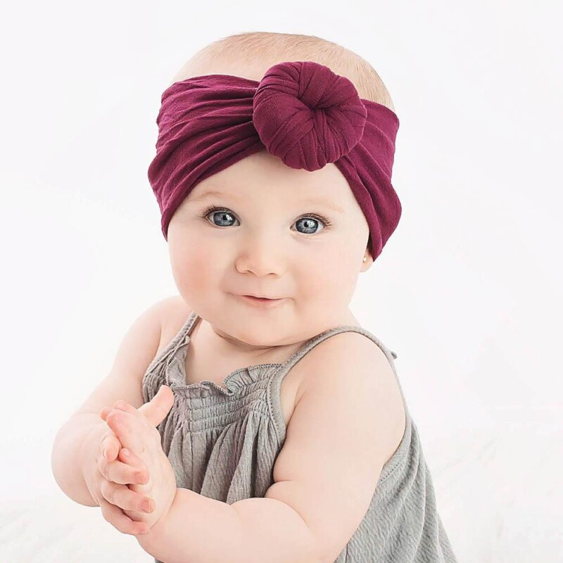 Cute Ball Hair Accessories for Baby