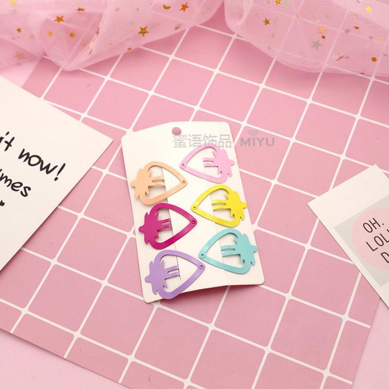 Children's Hair Accessories Hair Clip