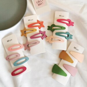 4-piece Children's Hair Accessories