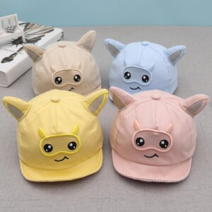 Cartoon Design Duckbill Cap