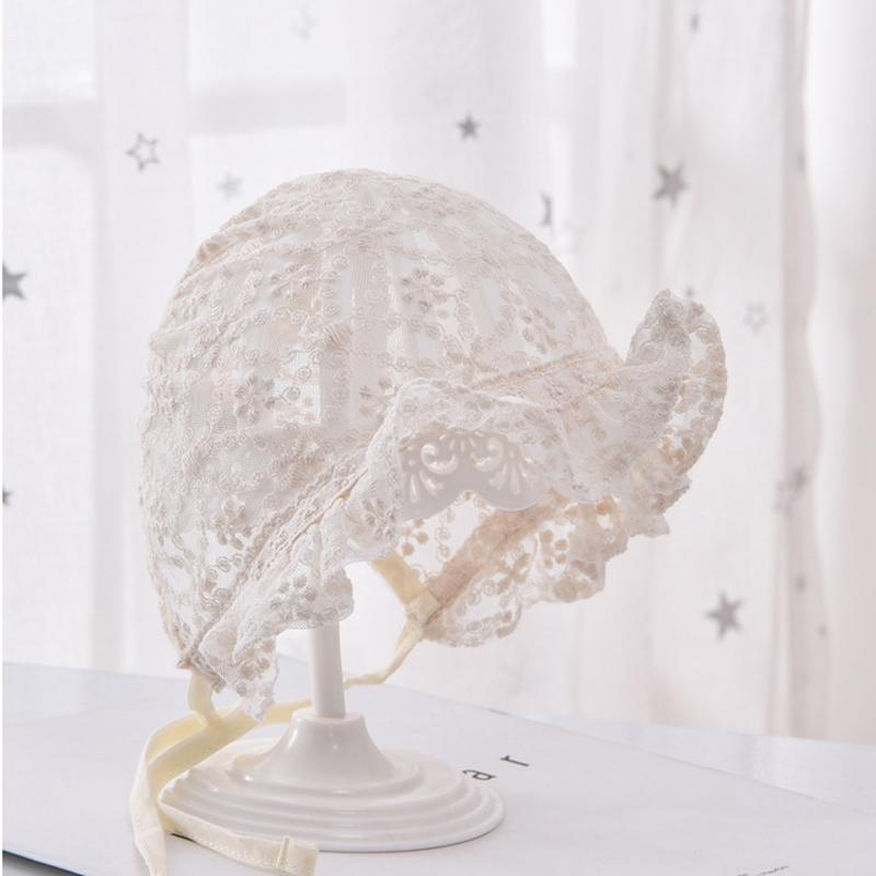 Sweet Lace Children's Bucket Hat