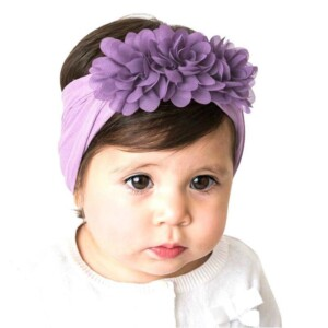 3D Flower Design Headband