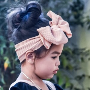 DIY Craft Bow Shape Hair Band Headwear for Baby/Toddler Girl