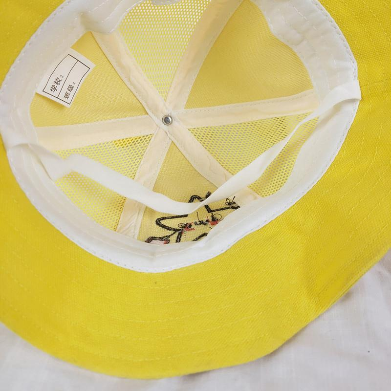 Bamboo Dragonfly Baby Net Hat