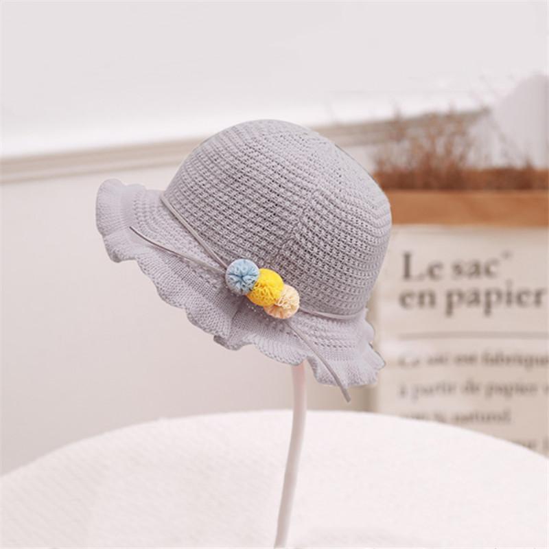 Sweet Children's Straw Hat