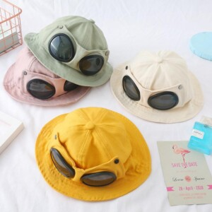 Casual Children's Basin Cap for Boy