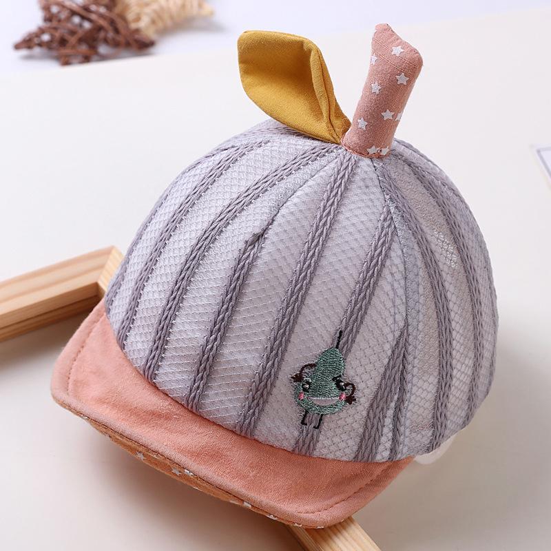 Small Fresh Children's Duckbill Cap