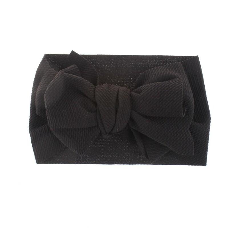 DIY Craft Bow Shape Hair Band Headwear for Baby/Toddler Girl