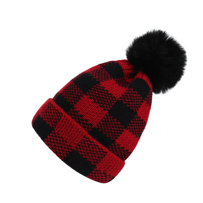 Christmas Children's Woolen Hat