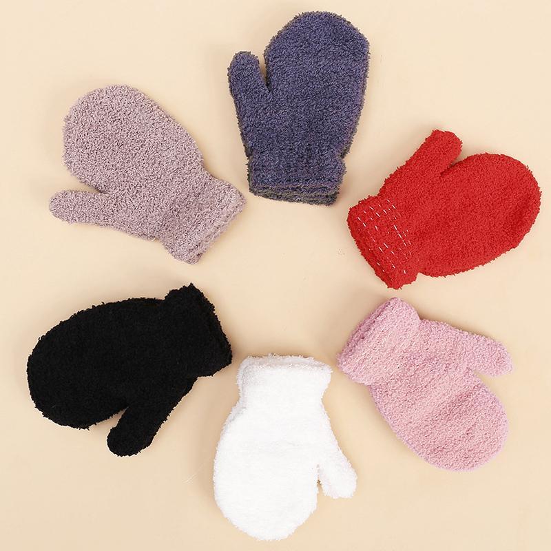 Warm Children's gloves for 18-36 Months Unisex