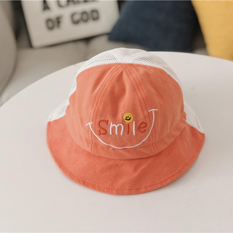 Small Fresh Children's Bucket Hat