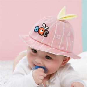 Sunshade Bucket Children's Hat