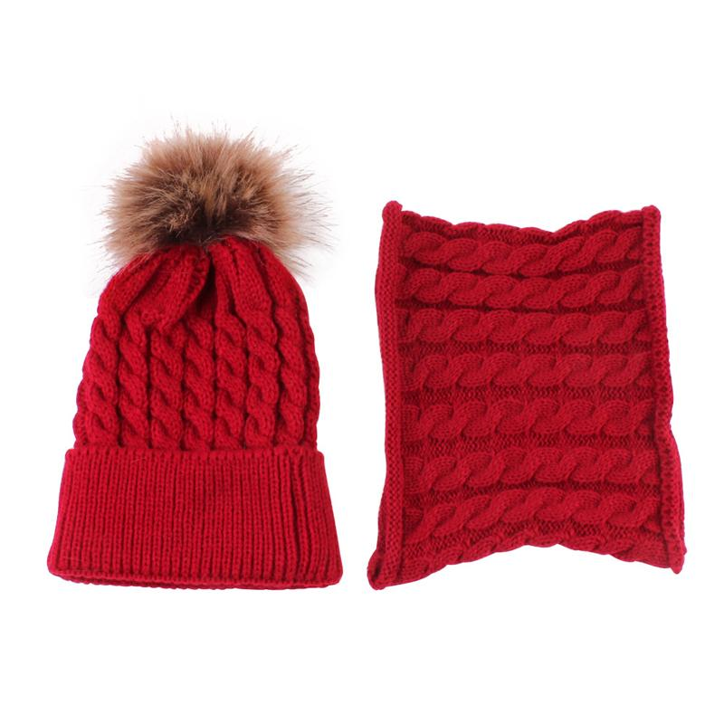 2-piece Hat &scarf for Baby