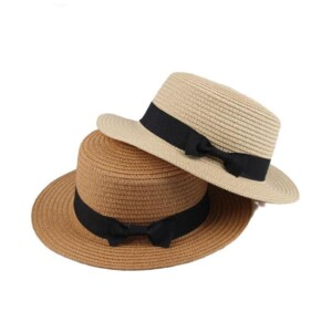 Summer Casual Straw hat For Children