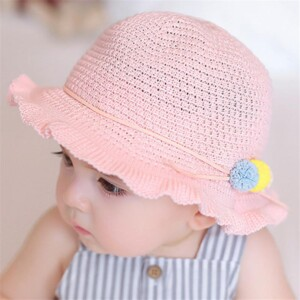 Sweet Children's Straw Hat