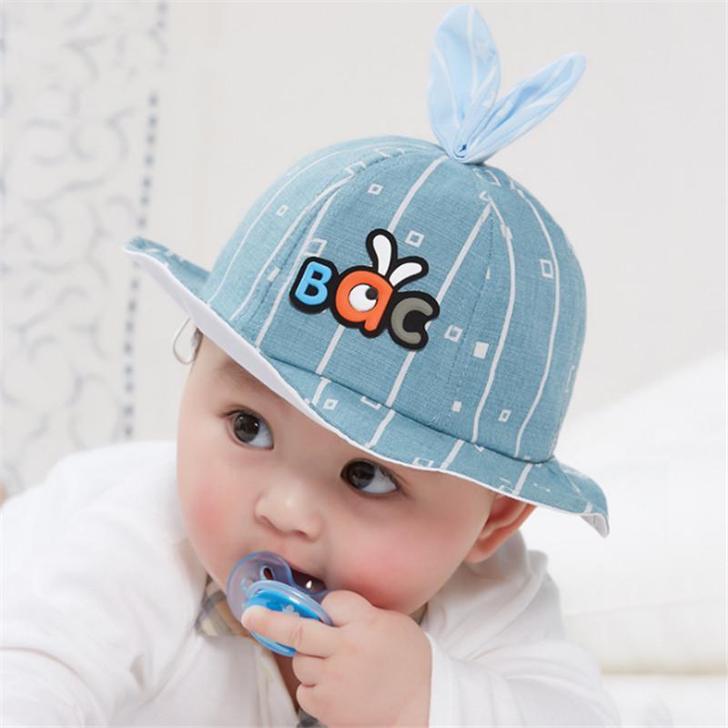 Sunshade Bucket Children's Hat